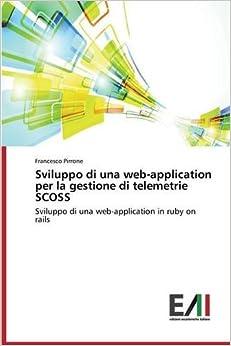 Sviluppo di una web-application per la gestione di telemetrie SCOSS