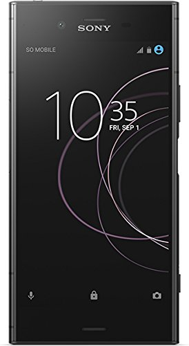 Sony Xperia XZ1 GSM Unlocked Smartphone w/ 19MP Camera, Black