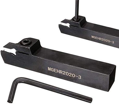 Qualitäts-CNC-Drehmaschine Werkzeug-Zubehör Halter Cutting Groove Cutter Lathe Turning Werkzeughalter 20mmx125mm MGEHR2020-3