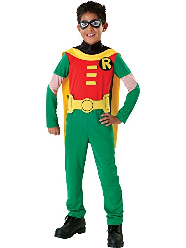 Teen Titans Child's Robin Costume, Small