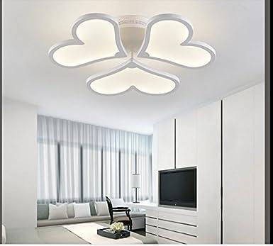 Die Deckenleuchte Wohnzimmer/Romantische Lampe in Form von ...