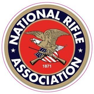 - NRA Guns and Rifles Sticker Decal