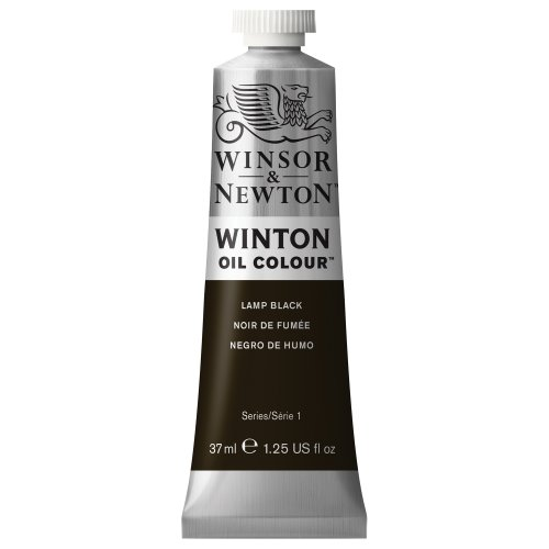 Winsor Newton Winton Colour Black
