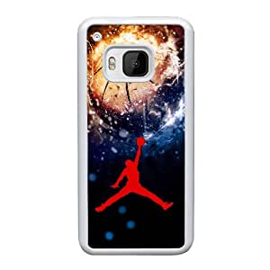 HTC One M9 Cell Phone Case Jordan logo KF5575575