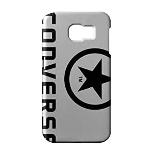 SHOWER 2015 New Arrival Converse 3 3D Phone Case for Samsung S6