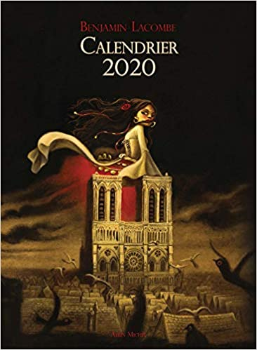Calendrier 2020 (A.M. DIVERS): Amazon.es: Benjamin Lacombe ...