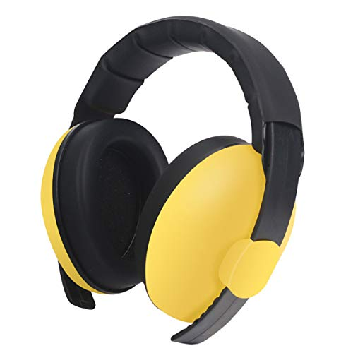 Best-ycldcyp BABY Child Ear Defenders Earmuffs Protection Noise Isolator For 0-5Yrs Boys Girls (Color : ()