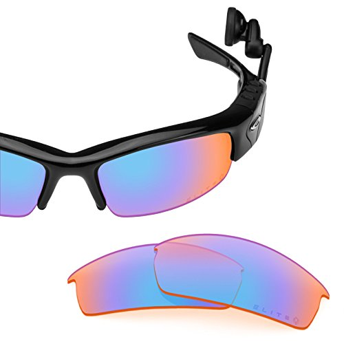 — Mirrorshield De Pro Para Elite Múltiples Naranja Tracer O Oakley Lentes Repuesto Opciones Rokr 0OqwOHd