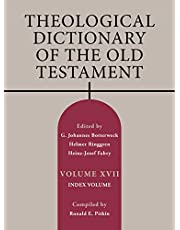 Theological Dictionary of the Old Testament, Volume XVII: Index Volume