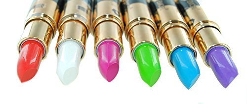 Vivid Dual Side Classic & Neon 12 Colors Lipstick Makeup Set