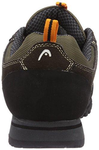 Grey de Piel Head 814 TR Gris Hombre Brown Atletismo Zapatillas De Low Grau PZYOr0P
