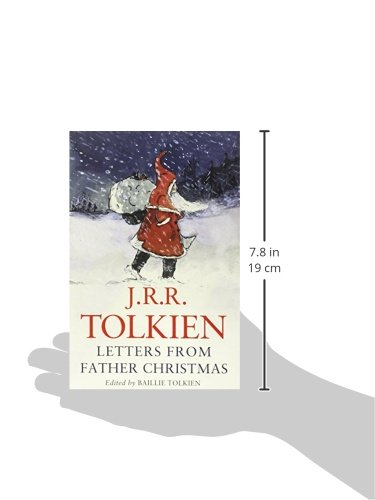 Letters from father christmas amazon j r r tolkien letters from father christmas amazon j r r tolkien 9780007280490 books spiritdancerdesigns Choice Image