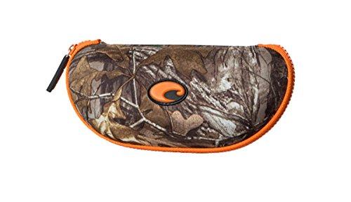 Costa Del Mar Protective Sunglass Case-orange/realtree - Camo Sunglasses Orange