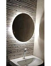مرآة للحمام باضاءة ليد قوية