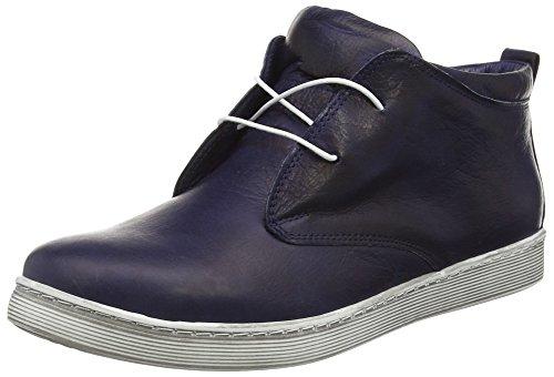 Andrea Conti Damer 0341522 Høj Top Blue (mørkeblå 017) cLG7nRLr
