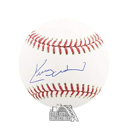 Kerry Wood Autographed Ball - Official Beckett BAS COA - Beckett Authentication - Autographed Baseballs