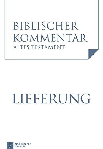 Psalmen (Neubearbeitung) (PS 2-3): Lieferung 2 (Biblischer Kommentar Altes Testament - Neubearbeitungen) (German Edition) (Lieferung Bei)