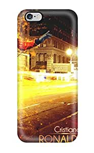 For AmandaMichaelFazio Iphone Protective Case, High Quality For iphone 5C Cristiano Ronaldo Real Madrid 2014 Skin Case Cover