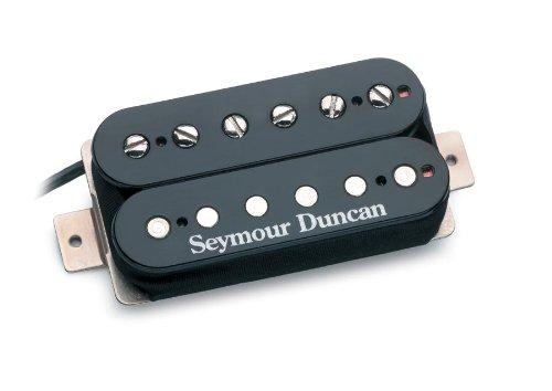 - Seymour Duncan SHPG1 Pearly Gates Humbucker Pickup (Neck, Black)