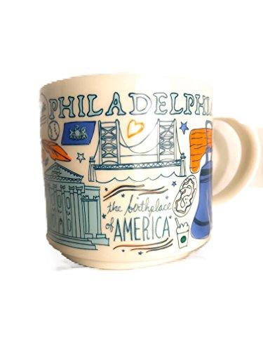 Starbucks Been There Series Philadelphia Mug, 14 Oz