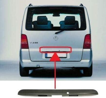 Genuine Benz VITO W638 - Manija de la tapa trasera del maletero A6387430830 OEM