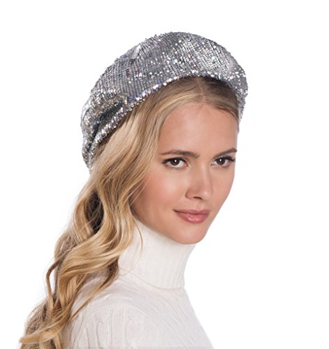 Eric Javits Luxury Fashion Designer Women's Headwear Hat - Blaze