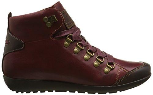 Pikolinos Lisboa W67 I16 - Zapatillas de deporte Mujer Rojo - Rouge (Arcilla)