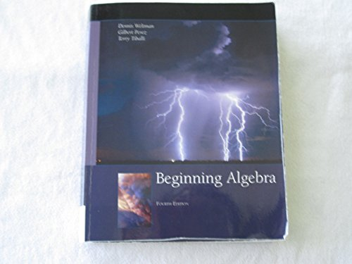 Beginning Algebra 1st Edition Custom