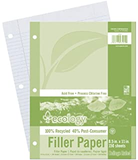 Buy college ruled paper