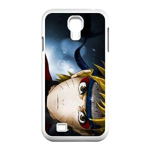 Naruto Samsung Galaxy S4 9500 Cell Phone Case White Fxvua