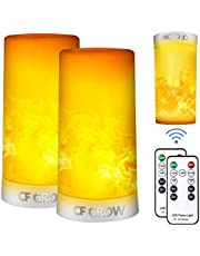 LED Flame Effect Light