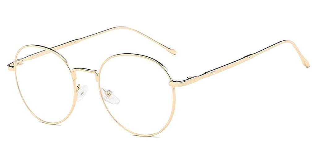 DAUCO Casual Fashion Basic Square Frame Clear Lens Eye Glasses,Black