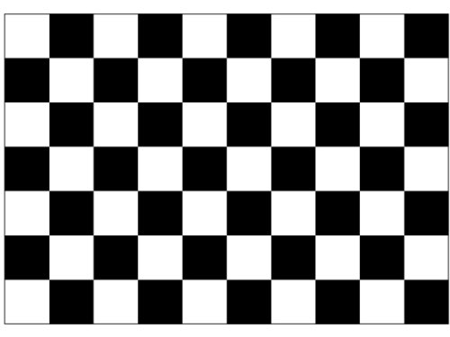 SSK Checkered - Racing Outdoor Flag - Large 3