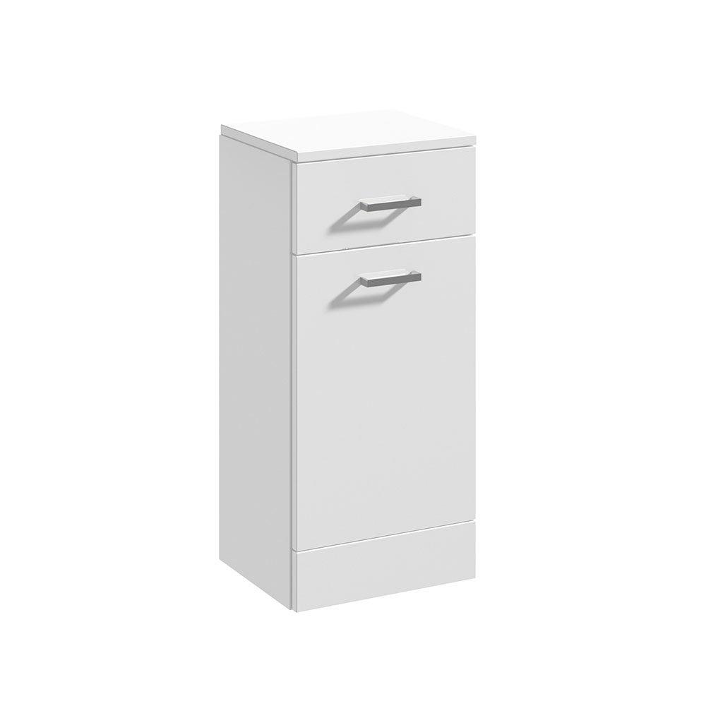 Premier prc153 350 mm D300 lucido mayford Cesto Portabiancheria, colore: bianco