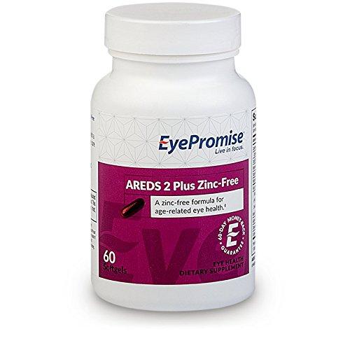 EyePromise AREDS Plus Zinc Free product image