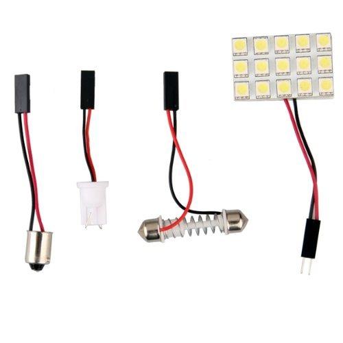 Sonline White Light Festoon Adapter