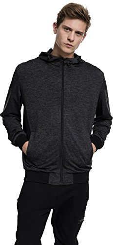Jacket Urban Training Sportiva black Mehrfarbig Giacca 1166 charcoal Uomo Light Mens Classics wwqWIfOH