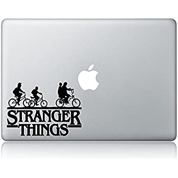 Stranger Things (v2) Apple Macbook Laptop Vinyl Sticker Decal skin
