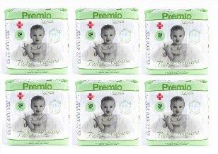 6 opinioni per Pannolini Bebè Nature Midi taglia 4/10 kg cartone 144 pannolini