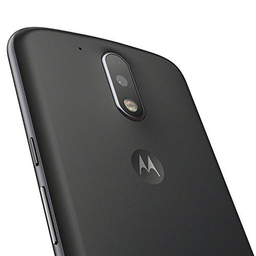 Motorola Moto G4 XT1621 5.5'' 16GB 2GB RAM 4G LTE DUAL SIM GSM Factory Unlocked (International Version) by Motorola (Image #2)