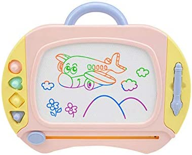 Pizarra Magica para Niños Dibujo magnético Juegos de mesa Juguetes para niños Borradores de colores Magna Doodle Sketch Tablet Educación Bloc de notas de regalo Regalo para niñas pequeñas Niños Niños: Amazon.es: