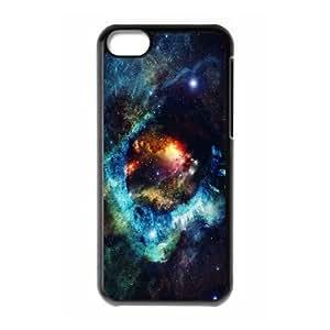 Nebula Artwork iPhone 5c Cell Phone Case Black DIY gift pp001-6331863