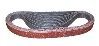 Aluminium Oxide P40 Price per 10 belts. 25mm x 760mm Sanding belts