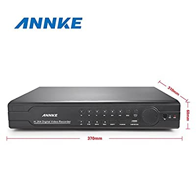 Sannce 720P/1080N Video Security System