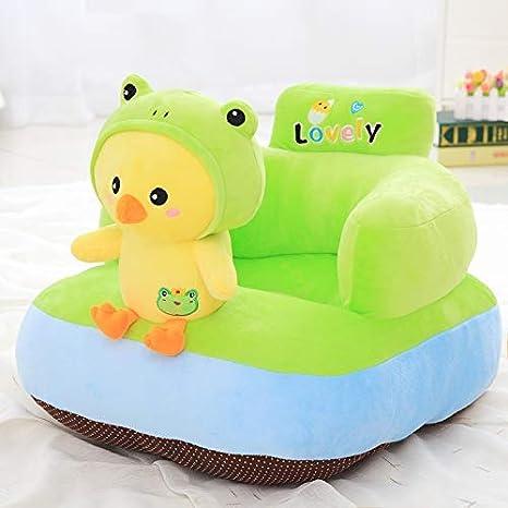 Amazon.com: Hkp - Cojín de peluche para asiento de bebé, con ...