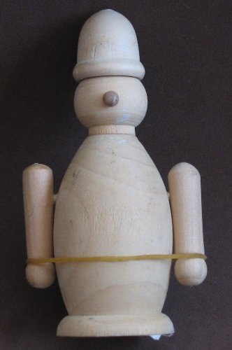 (Provo Craft Unfinished Wood 4
