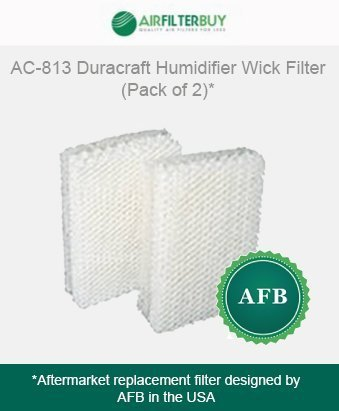 DIY & Tools Aftermarket Duracraft AC 813 Humidifier Wick