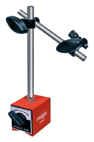 Magnetic Boom Arm : Standard gage magnetic stand with fixed post and