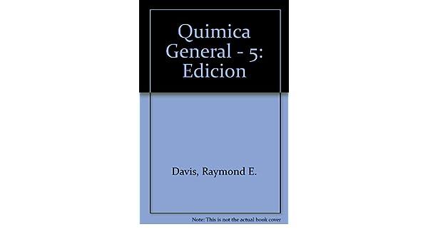 whitten davis peck quimica general