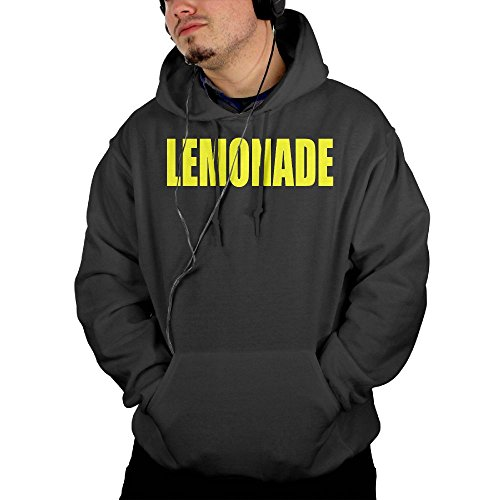 Mens Lemonade Pullover Hoodies Sweats With Front Pocket X-Large (Park Tavern Halloween)